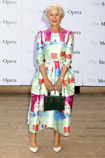 Metropolitan Opera Season Opening, New York - September 22 2015