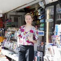 Valeria Aleksandrova, freelance stylist