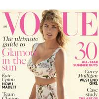 Vogue Cover, June 2014