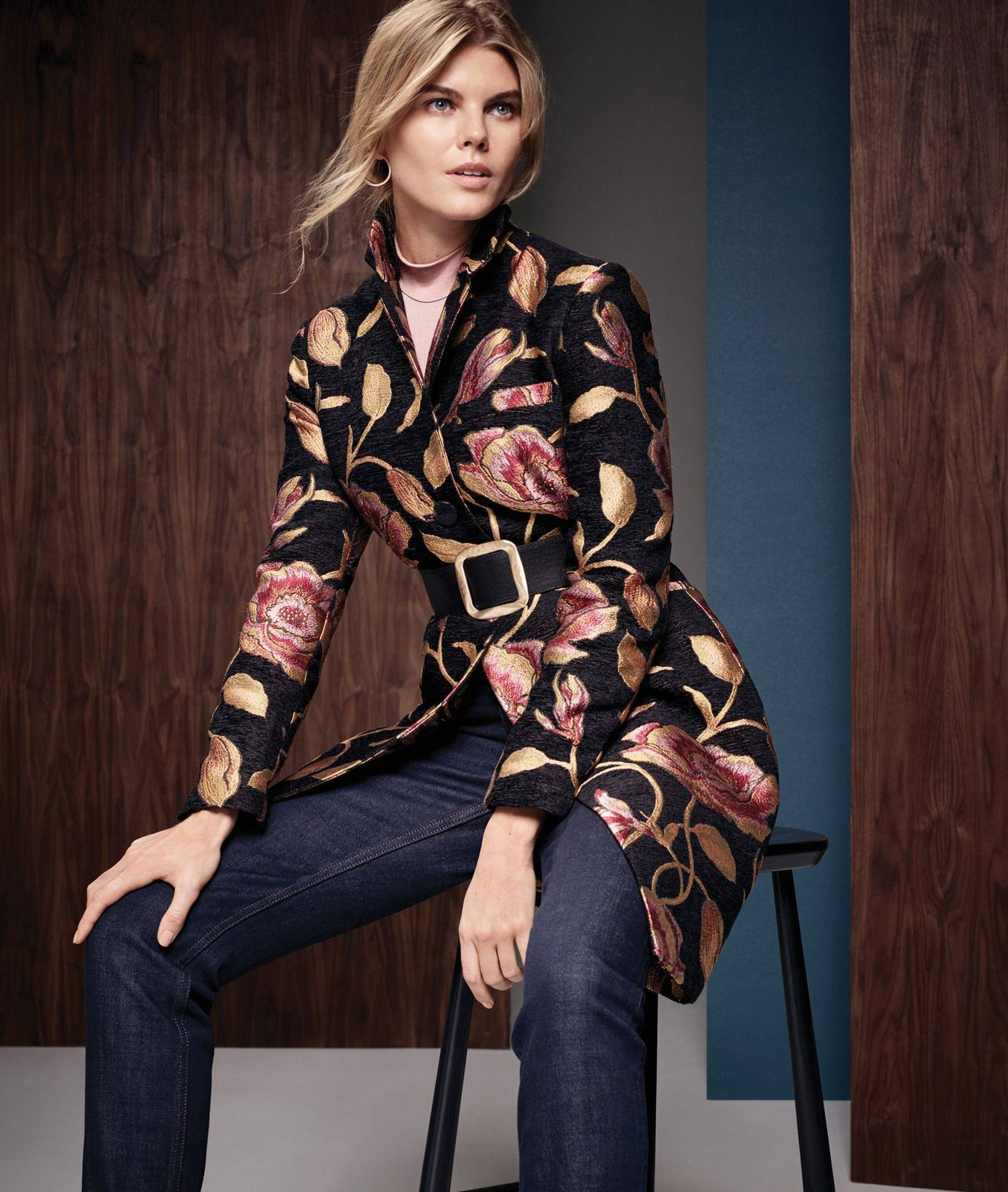 f6bca14f4cc4 Marks & Spencer Autumn Winter 2017 Collection Review | British Vogue