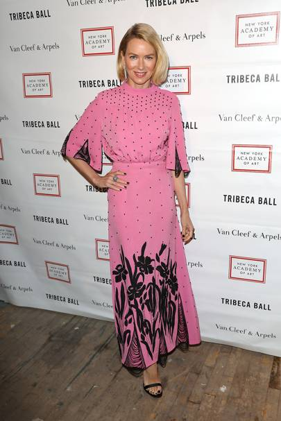 Tribeca Ball, New York - April 9 2018
