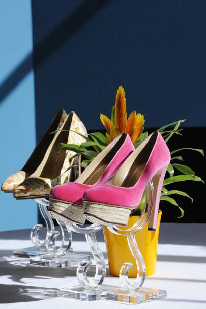 Charlotte Olympia Spring/Summer 2012 Ready-To-Wear show