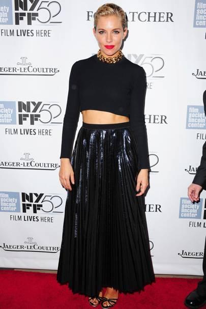 Foxcatcher premiere, New York - October 10 2014