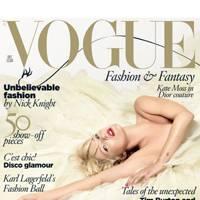 British Vogue, December 2008