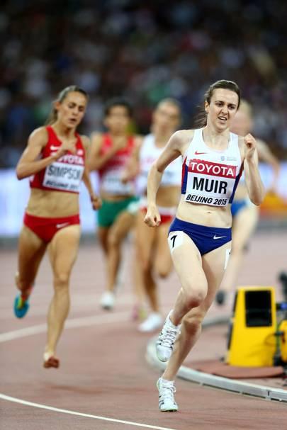 Laura Muir, 23