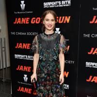 Jane Got A Gun premiere, New York - January 27 2016