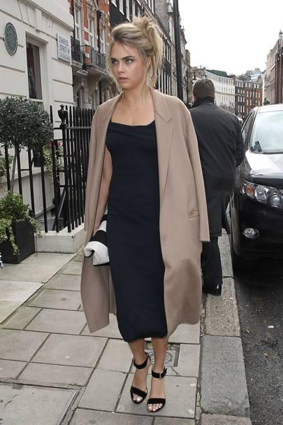 Chloe Delevingne's wedding, London - February 7 2014