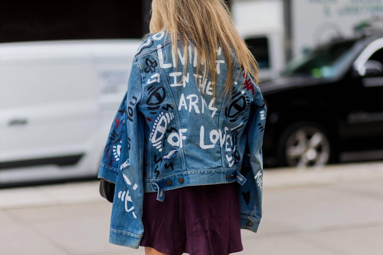 1440 - Лучшие образы New York Fashion Week.