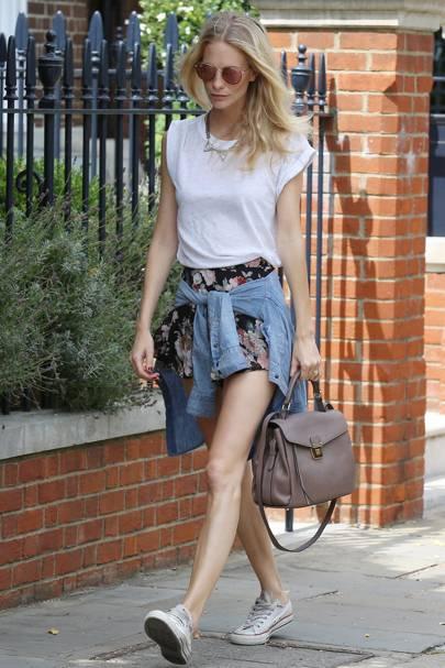 London - August 5 2014