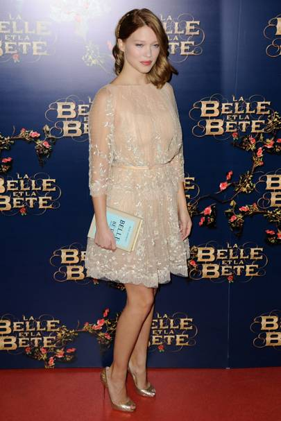 La Belle & La Bete premiere, Paris - February 9 2014