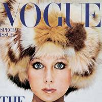 Vogue Cover, October 1969