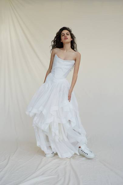 Vivienne Westwood Bridal Wedding Dress Collection Gallery British Vogue
