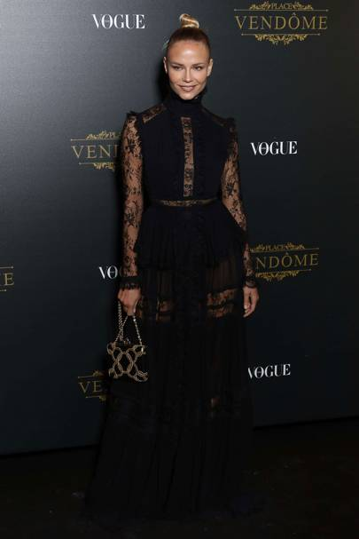 Vogue X Irving Penn Party - October 1
