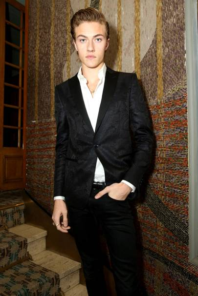 Stylebop and Next Models Dinner, Paris - January 24
