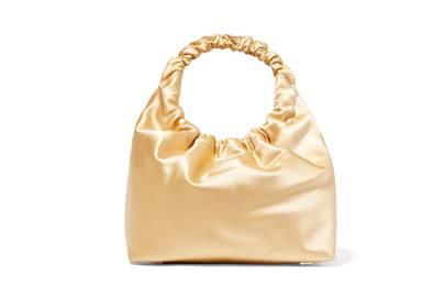 The Row Double Circle bag