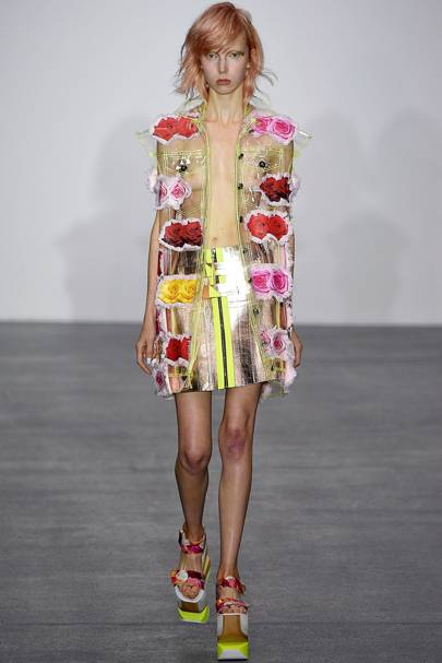 Fyodor Golan Spring/Summer 2015 Ready-To-Wear show report