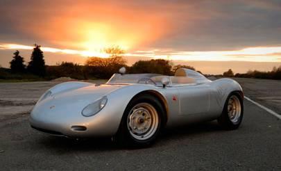 Porsche - 1959 RSK