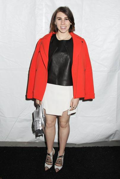 Rebecca Minkoff show - February 7 2014