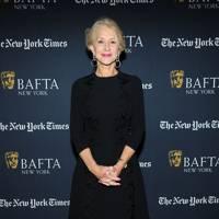 BAFTAs Evening With Helen Mirren, New York - December 1 2015