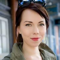Anya Oderyakova, stylist