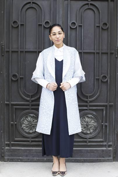 Hardeep Chohan, fashion designer