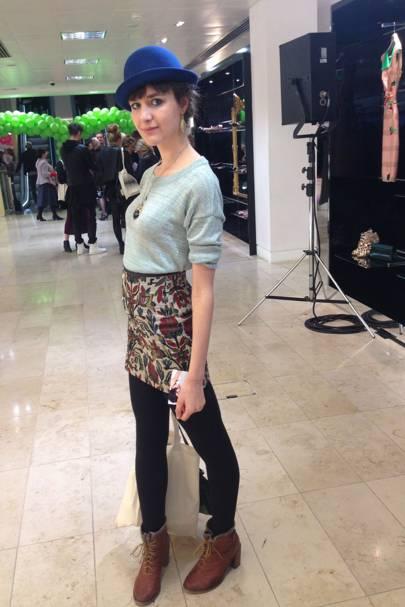 Nicole Rankine, student
