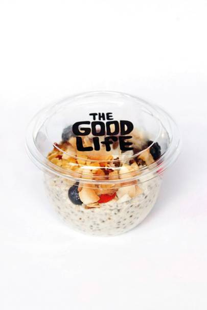 6. SAMPLE THE GOOD LIFE