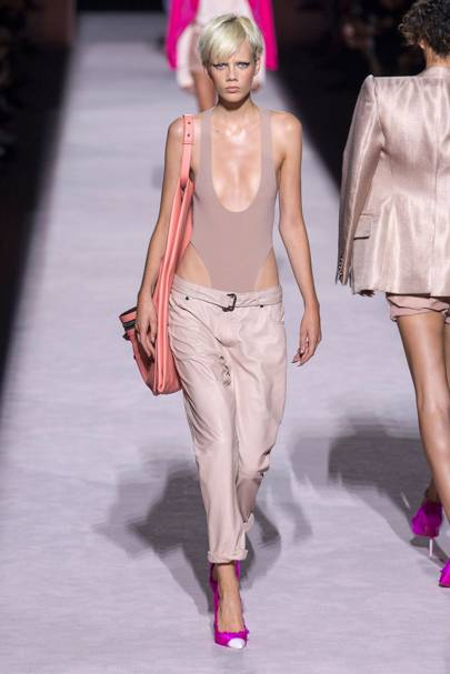 06ae66d42be0c Tom Ford Spring Summer 2018 Ready-To-Wear show report   British Vogue