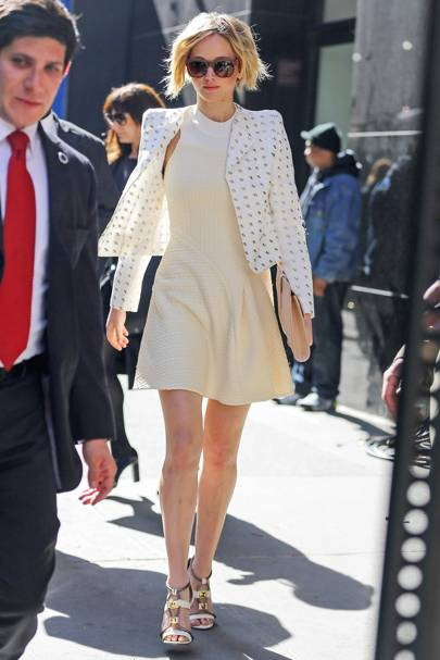 Good Morning America studios, New York – April 21 2014