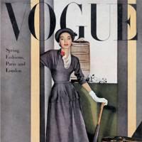 Vogue Cover, April 1948