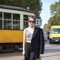 Sarah Kim, fashion designer