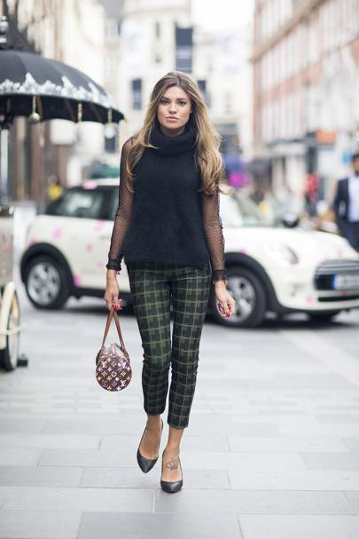 Natalia Fisun, sales adviser and stylist