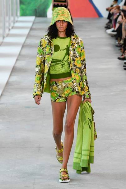 976b9d1ebc52 Michael Kors Collection Spring Summer 2019 Ready-To-Wear show report ...