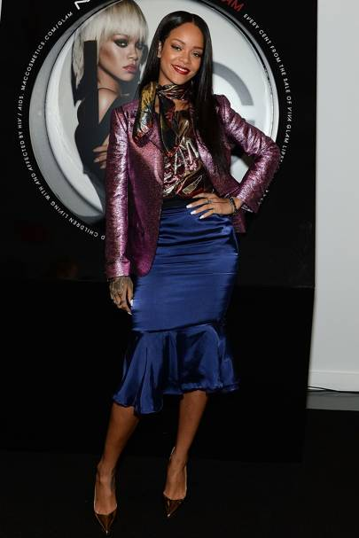 MAC Viva Glam launch event, New York – January 29 2014