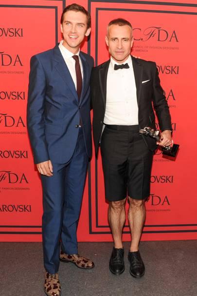 Menswear Designer of the Year: Thom Browne