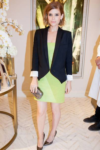 Jimmy Choo Townhouse Opening Dinner, London - October 9 2014