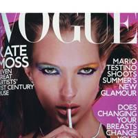 British Vogue, March 2000