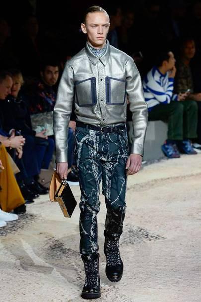 2572b025031 Louis Vuitton Autumn Winter 2018 Menswear show report