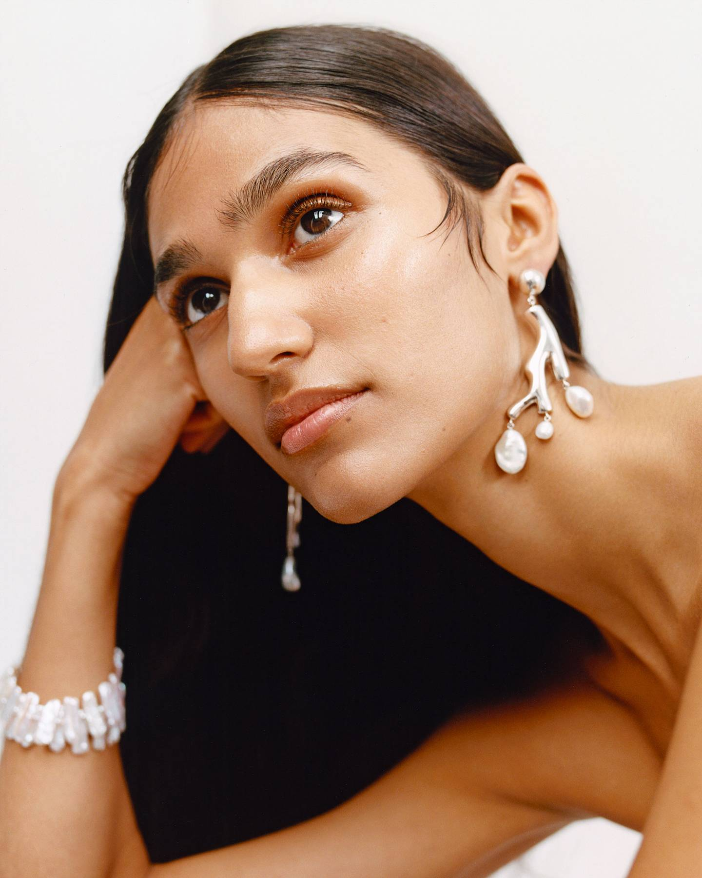 48353e0e8852 The Cool-Girl Peals Are Summer 2019's Cult Jewellery Buy | British Vogue