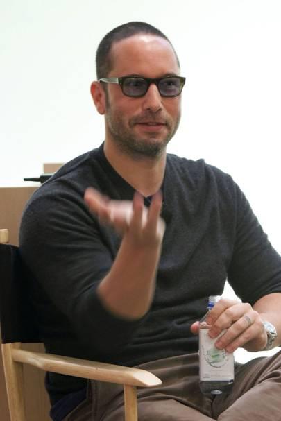 Alexis Bittar, jewellery designer