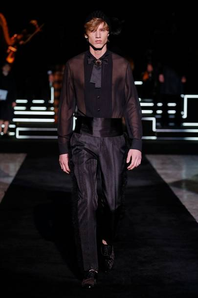 f076cd79380 Daks Autumn Winter 2016 Menswear show report