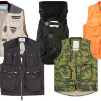 The Fisherman Vest: The Ultimate In Hands-Free Dressing