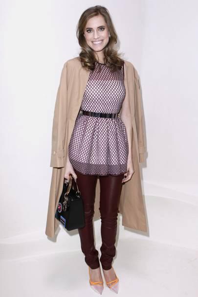 Dior show - January 20 2014