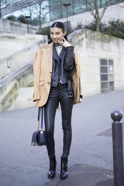 Cici Xiang Yejing, model
