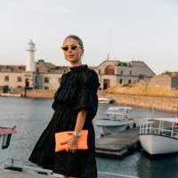 Net-A-Porter X Social Zoo 'Fashion Family' dinner, Copenhagen – August 7 2018