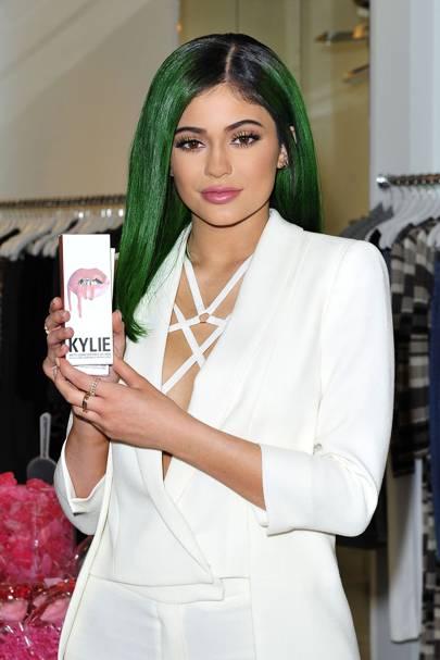 2015: Kylie Cosmetics
