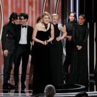 Greta Gerwig and Saoirse Ronan's girl crush