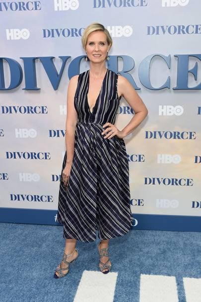 Divorce series premiere, New York – October 4 2016