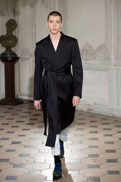 dd26c01c0 Bernard Chandran Autumn/Winter 2017 Ready-To-Wear show report ...