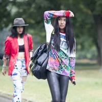 Shao Luna, model